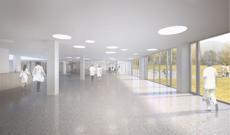 Hopital carta architecte